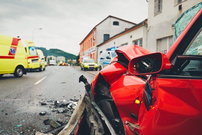 Indemnización por accidente de tráfico
