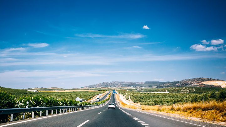 España se coloca en el cuarto puesto entre los países con menos fallecidos por accidente de tráfico