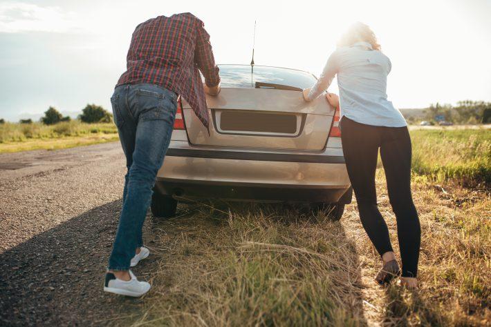 ¿que hacer cuando tienes un accidente de tráfico?