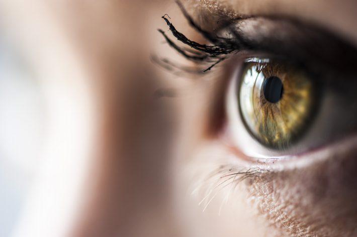 lesión ocular